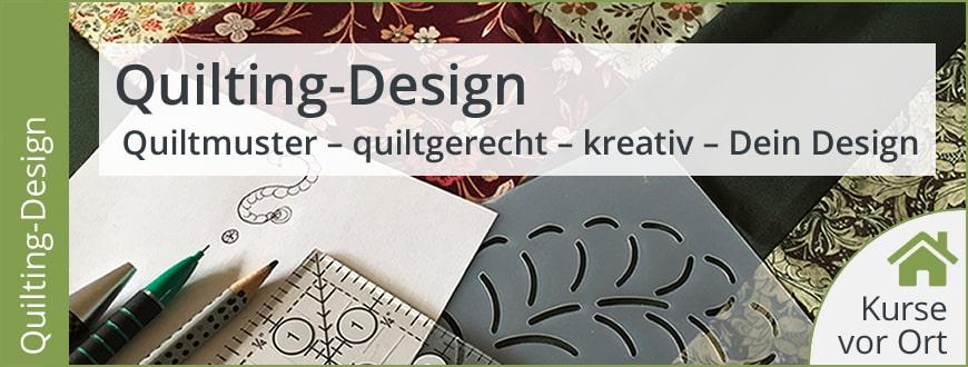 Kurs mit Gunhild Fette: Quilting-Design