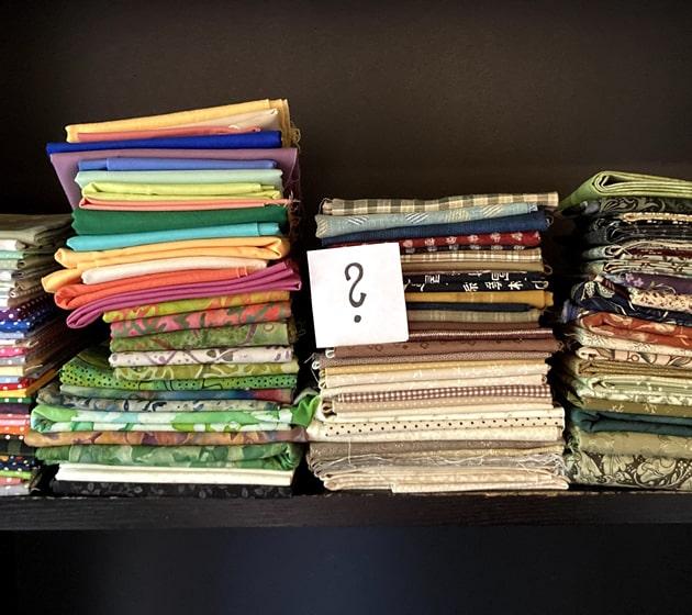 Kurs: Farbenzauber Für Deinen Patchwork Quilt - Stoffregal
